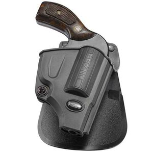 Fobus Evolution Right Handed Belt Holster Smith & Wesson J Frame Revolvers
