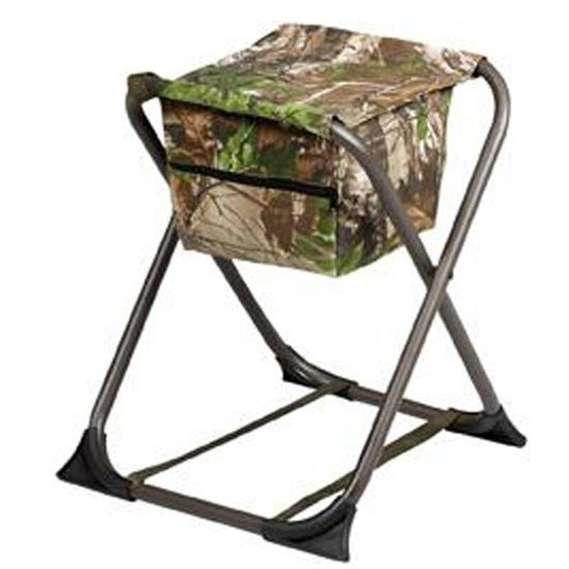 Hunters Specialties Folding Dove Stool Realtree Xtra Green Camo 07280