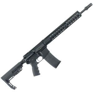 "Bushmaster Minimalist-SD AR-15 Semi Auto Rifle 5.56 NATO 16"" Barrel 30 Rounds AAC Square-drop Handguard MFT Stock Black"