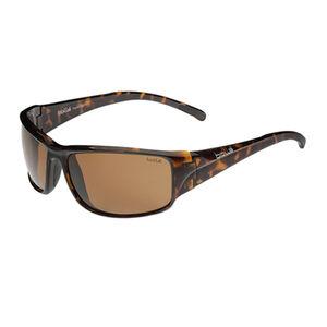 Bolle Keelback Sunglasses Tortoise Frames Amber Lenses 11900