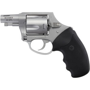 """Charter Arms Boomer 44 Special Revolver 5 Rounds 2"""" Barrel Stainless Finish"""
