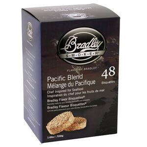 Bradley Smoker Pacific Blend Bisquettes 48 Pack  BTPB48