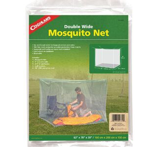 Coghlan's Mosquito Net Double Wide White 9760