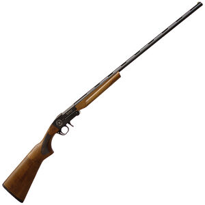 "TR Imports Stalker Single Shot Break Action Shotgun 12 Gauge 28"" Barrel 3"" Chamber 1 Round FO Front Sight Walnut Stock Blued"