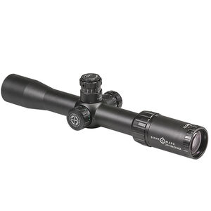 Sightmark Core TX Scope 2.5-10x32mm Dual Caliber Reticle 30mm Tube Diameter ¼ MOA Adjustment Matte Black