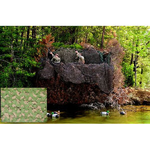 "CamoSystems Premium Series Ultra-lite Camo Net 7'10"" x 19'8"" Green Brown"