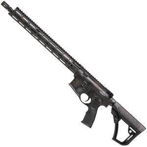 "Daniel Defense DDM4v7 AR-15 Semi Auto Rifle 5.56 NATO 16"" Barrel No Magazine M-LOK Handguard Collapsible Stock Rattlecan Cerakote Finish"