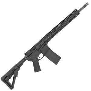 "Stag 15 Tactical Series Right Hand AR-15 Semi Auto Rifle 5.56 NATO 16"" Barrel 30 Rounds 13.5"" M-LOK Slimline Free Float Hand Guard Magpul Stock/Grip Matte Black Finish"