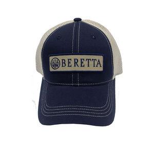 Beretta Patch Trucker Hat Beretta Patch OSFM Blue