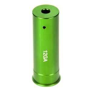 JE Machine Laser Boresighter 12 Gauge Green