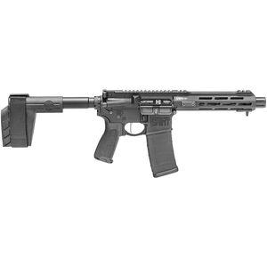 "Springfield Armory Saint Victor 5.56 Semi Auto Pistol 7.5"" Barrel 30 Rounds SBX-K Brace Black"
