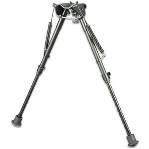"Bipod 9-13"" Height Lightweight Rubber Feet Sun Optics USA Quick Detach Swivel Stud Mount Fixed"
