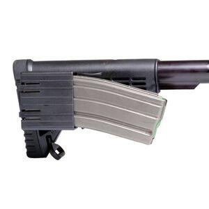 CAA Picatinny Rail Mounted  AR-15 M16 Mag Pouch Black