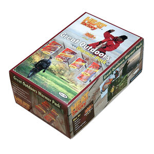 Heat Factory Great Outdoors Warmer Pack