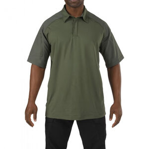 5.11 Tactical Rapid Performance Short Sleeve Polo Shirt
