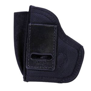 Viridian DeSantis Pro Stealth Ruger LCP with Viridian Reactor Inside Waistband Holster Nylon Black