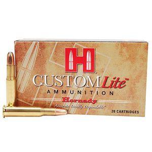 Hornady .30-30 Winchester Custom Lite Ammunition 150 Grain SST 20 Rounds 80806