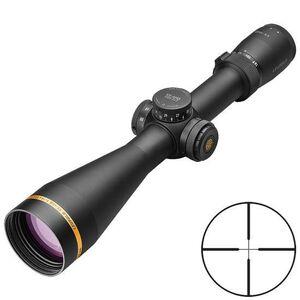 Leupold VX-6HD 3-18x50 Riflescope Illuminated FireDot Duplex Reticle 30mm Tube .25 MOA Adjustments Second Focal Plane Aluminum Matte Black