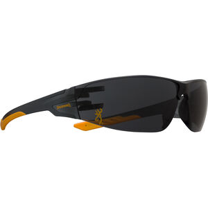 Browning Shooters Flex Glasses Tinted Lens Gold Temple Flexible Polycarbonate