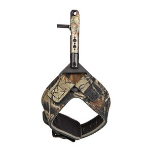 Scott Archery Releases Little Goose Single Jaw Swivel Release Buckle Connector Realtree Xtra Camo 3002BS2CA