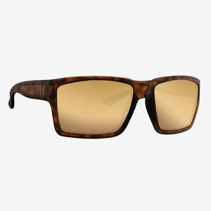Magpul Explorer XL Polarized Sunglasses Polymer Gold Mirror Lenses Tortoise Frame