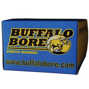 Buffalo Bore .32 S&W Long 100 Grain HCWC 20 Round Box
