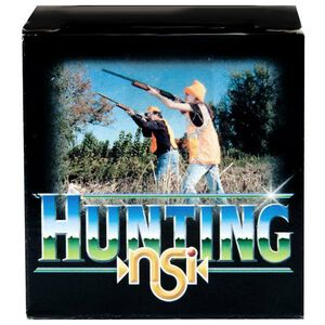 "NobelSport Hunting .410 Bore 2.5"" #6 Lead 1/2 oz 25 Round Box"