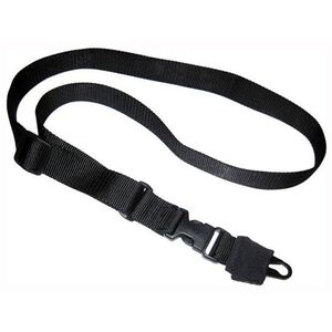 Tac Shield CQB Single Point Tactical Sling Black T6005BK
