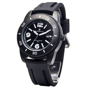 Smith & Wesson Paratrooper Men's Watch Black