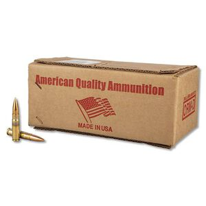 American Quality .300 Blackout Ammunition 250 Rounds FMJ 147 Grains N300147VP250