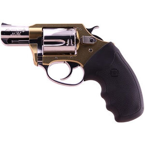 """Charter Arms Chic Lady Revolver .38 Special 2"""" Barrel 5 Rounds Gold/Stainless"""