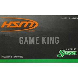 HSM GameKing .30-40 Krag Ammunition 20 Rounds 165 Grain Sierra SBT
