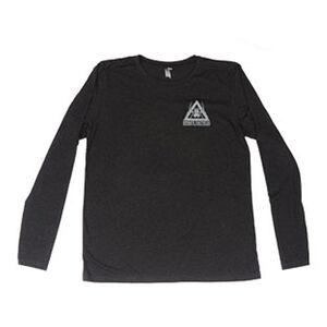 Spike's Tactical Shooting Punisher Men's Long Sleeve T-Shirt XL Black