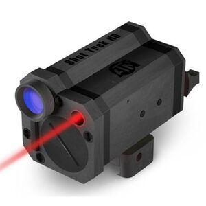 ATN Shot Trak HD Gun Camera with Red Laser 1920 x 1080P Weaver Mount 1x CR123A Battery 5 MP Black SOGCSHTR2