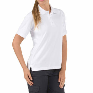 5.11 Tactical Women's Performance Polo Polyester Large Dark Navy 61165