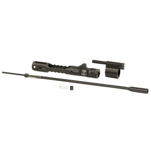 "Adams Arms AR-15 Gas Piston Conversion Kit P-Series Rifle Length .750"" Adjustable Micro Gas Block/Low Mass Carrier Black Finish"