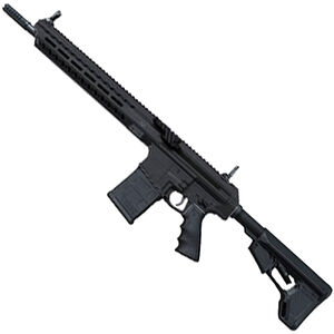 "SWORD International MK-17 Mod. 0 Tyrant 22 Battle Carbine 7.62 NATO Semi Auto Rifle 20 Rounds 16"" Barrel Free Float M-LOK Handguard Magpul STR Stock Black"