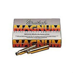 Weatherby .270 Weatherby Magnum 20 Unprimed Brass Cartridge Cases