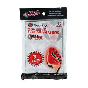 Yaktrax Toe Warmer 3-Pack