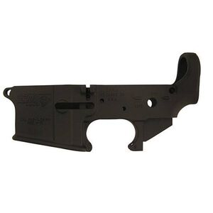 DPMS AR-15 Stripped Lower Receiver Forged Aluminum Anodized Finish Matte Black