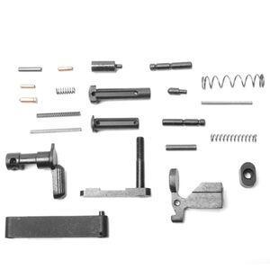 Wilson Combat AR-15 Style Lower Receiver Small Parts Kit USGI Parts Black TRLOWERK