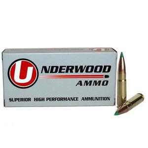 Underwood Ammo 300 AAC Blackout Ammunition 20 Rounds 125 Grain Nosler Ballistic Tip 2250 fps