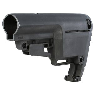 Mission First Tactical Battlelink Utility Low Profile AR-15 Stock 6 Position Commercial Black BULS