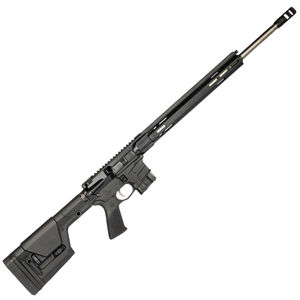 "Savage Arms MSR 15 Long Range Semi Auto Rifle .224 Valkyrie 22"" Savage Barrel 10 Round Magazine Non-Reciprocating Side Charging Handle Free Float M-LOK Hand Guard Magpul Stock Black"
