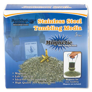 Frankford Arsenal Stainless Steel Tumbling Media 909191
