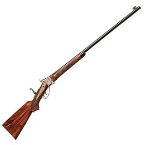 "Lyman 1878 Sharps Rifle .45-70 Government 30"" Barrel Single Shot Wooden Stock Period Laser Engraving 6001878"