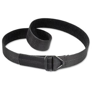 """Uncle Mike's Reinforced Instructor's Belt 1.5"""" Poly Reinforced Nylon Black 2X-Large 50""""-54"""""""