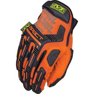 Mechanix Wear Hi-Viz M-Pact Glove Large Orange