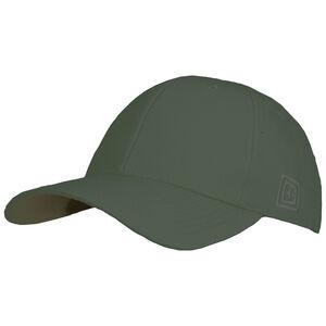 5.11 Tactical Taclite Uniform Cap Velcro Adjustment Black 893810191SZ