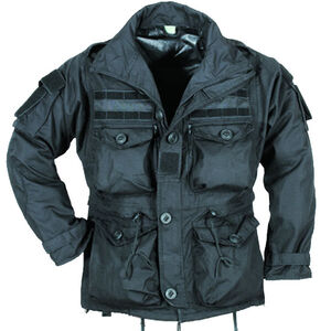 Voodoo Tactical Tac 1 Field Jacket Large Black 20-938001094